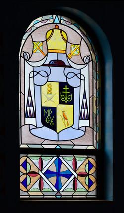 Coat of Arms: Bishop Emeritus Losten
