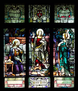 Christ at the House of Mary & Martha