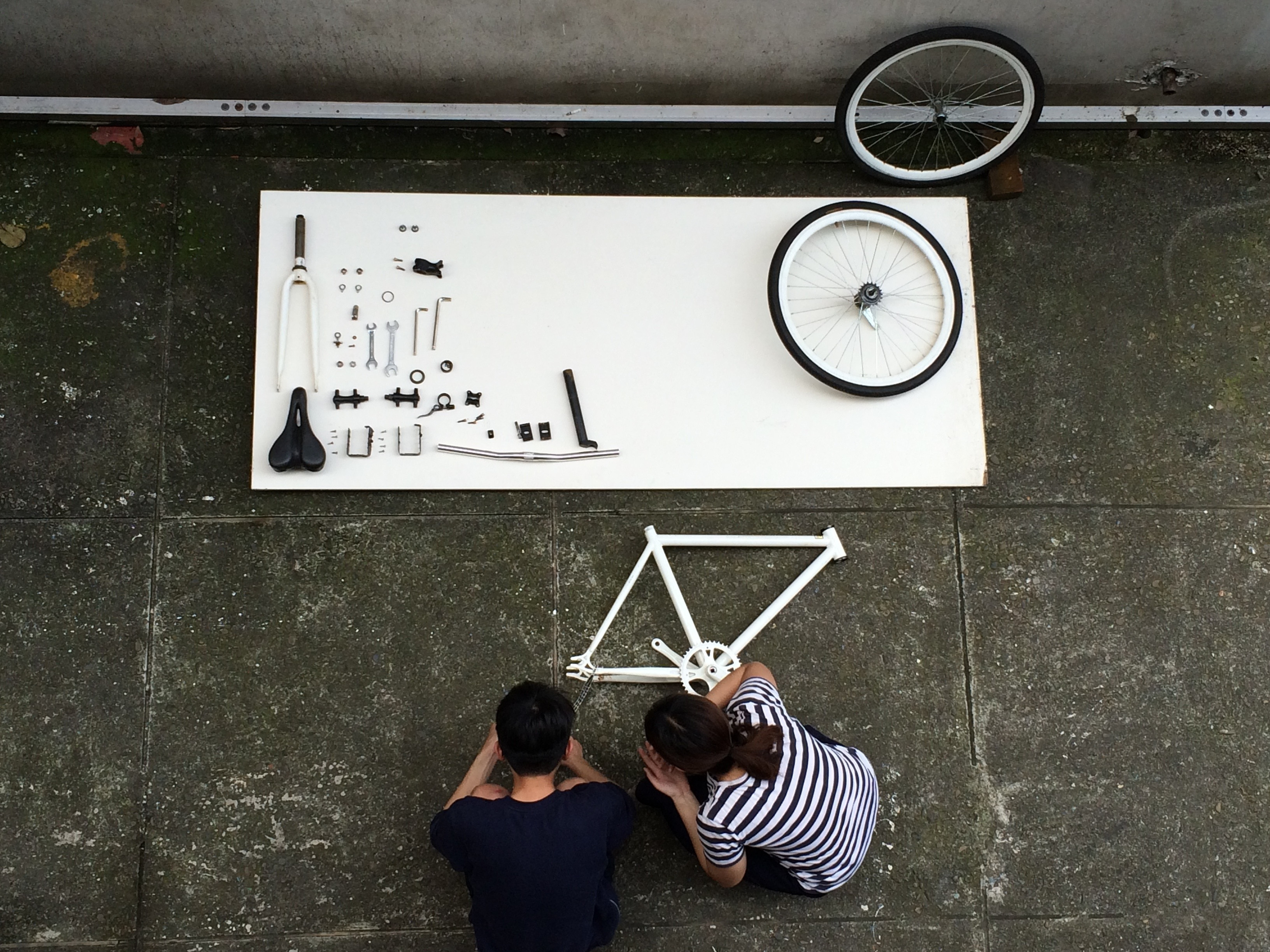 Bicycle Assembly