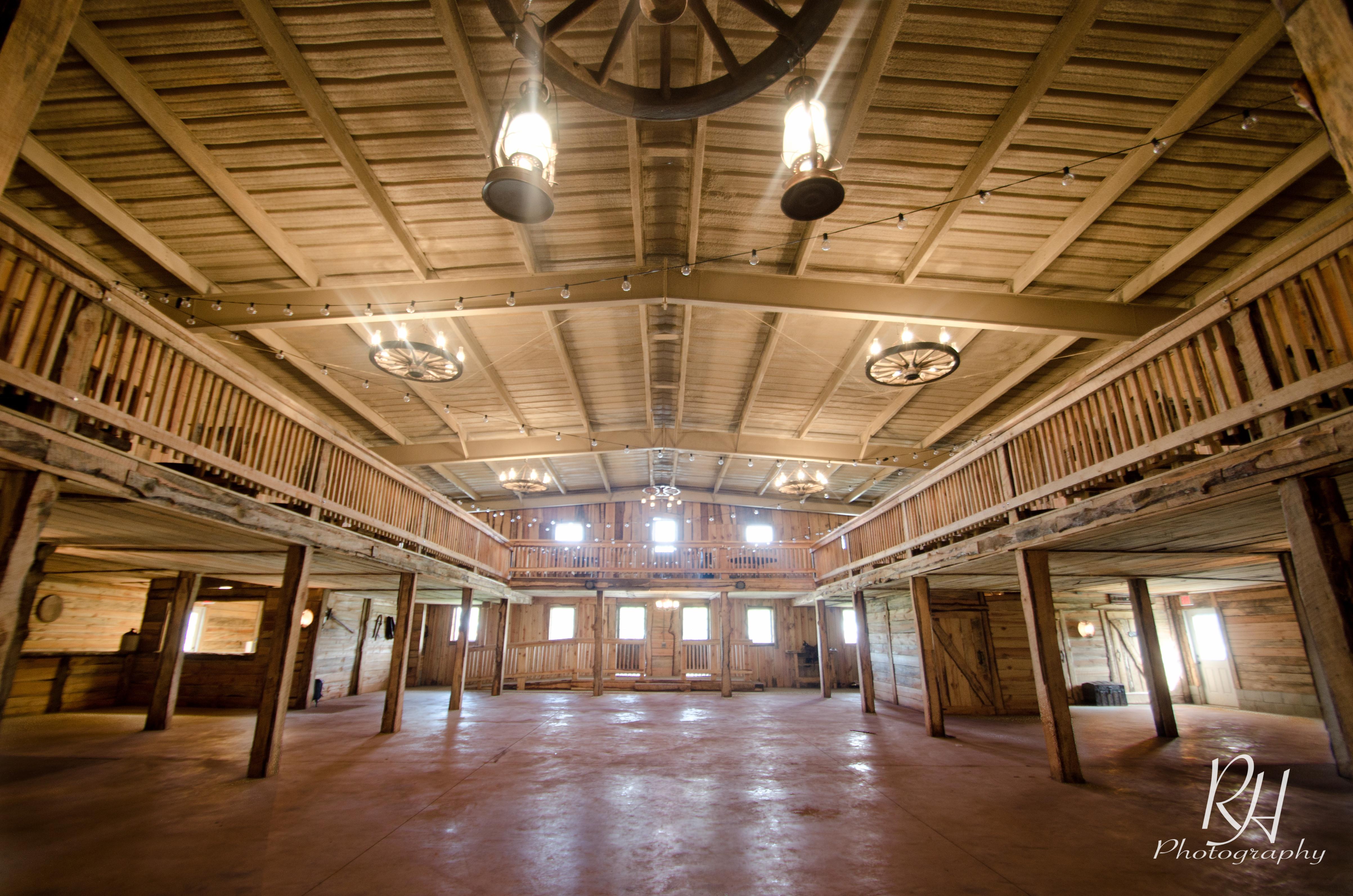 Saloon Venue Tour