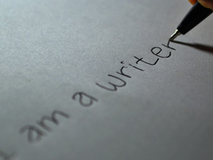Day 16:  On writing and the letter W (Or how to go crazy in your own head)