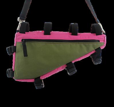Framebag Pink&Green