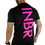 Thumbnail: PoleraDryfit Negra Fucsia
