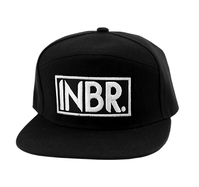 Six Panel Negro INBR