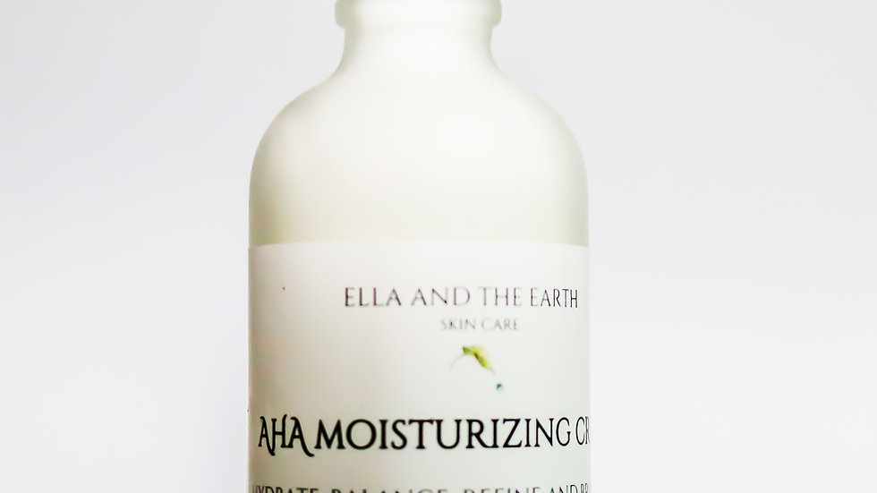 AHA moisturizing creme
