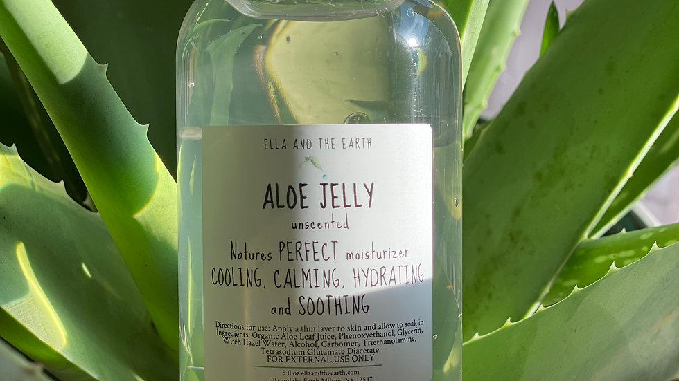 ALOE JELLY - Natures PERFECT Moisturizer!