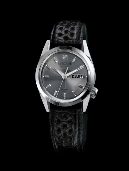 AM89 Automatic grey