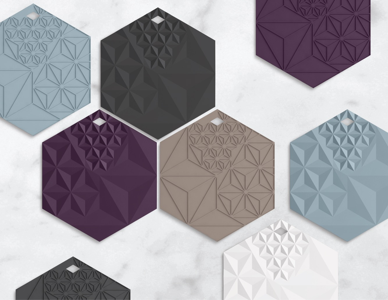 Hexagon Trivet
