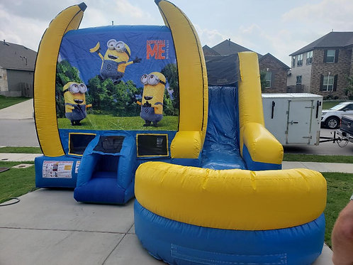 Despicable Me Bounce combo