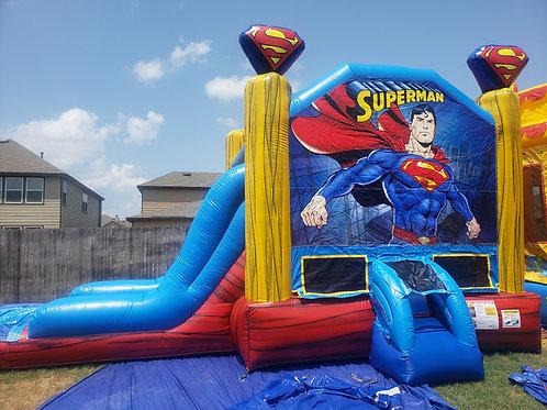 Superman combo wet/dry