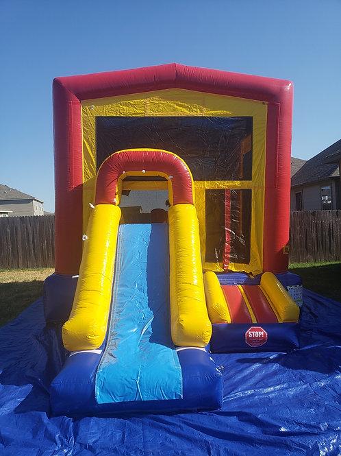 Neutral Bounce House / Slide Combo