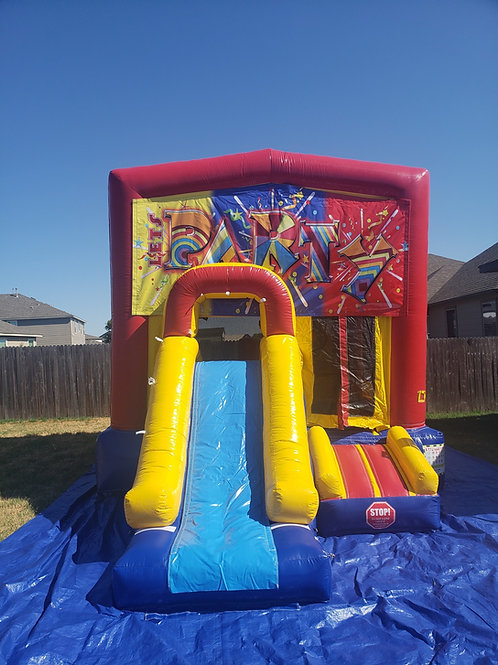 Party Bounce /Slide Combo
