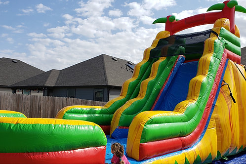 19' volcano wet/dry slide----click right to view inventory/pricing