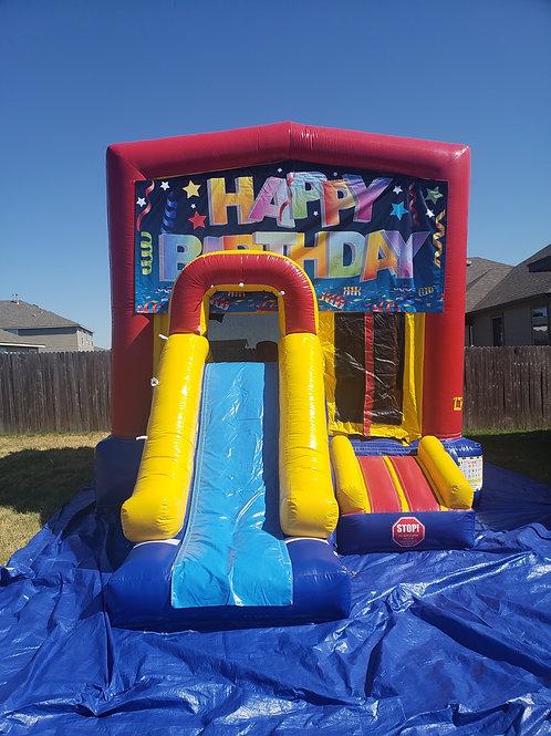 Happy Birthday Bounce / Slide Combo