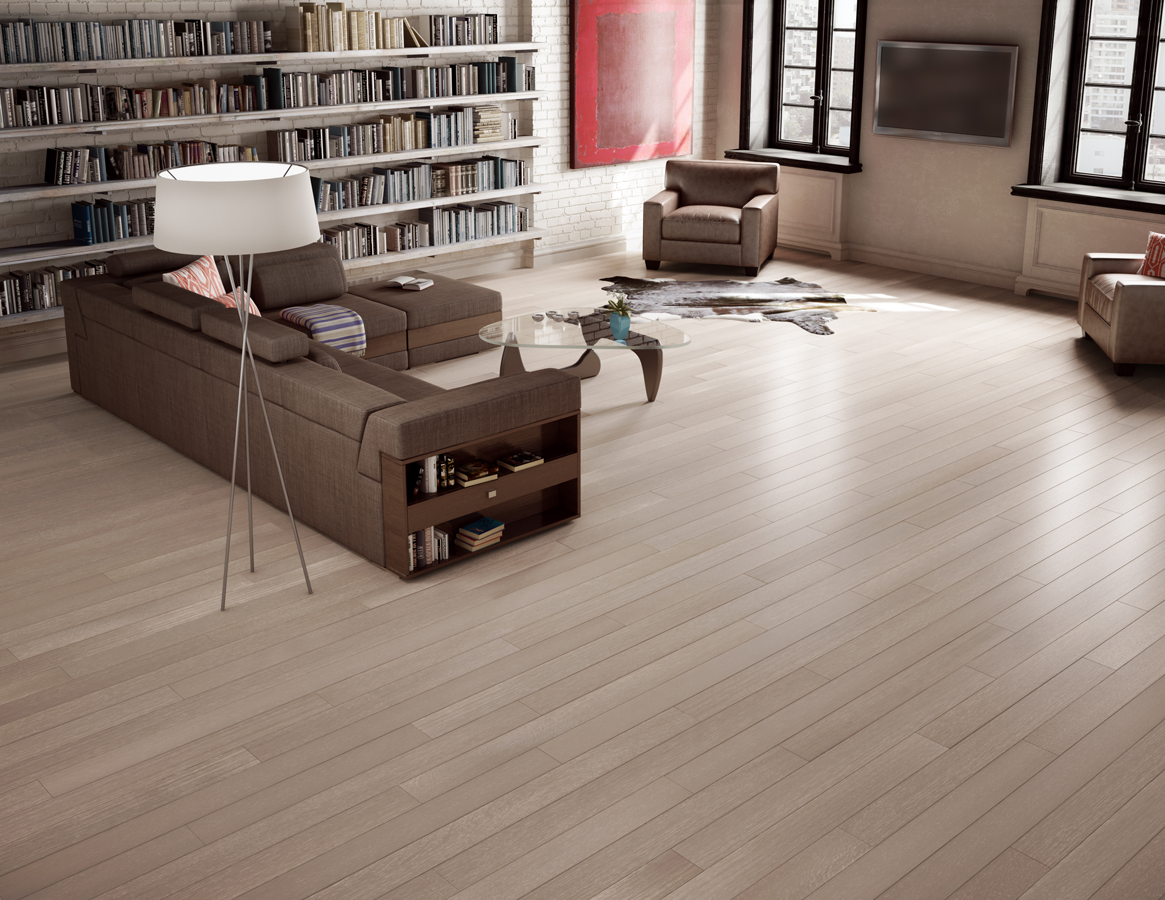 White Oak Brushed Broadway