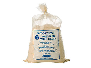 Powdered Wood Filler Woodwise 14 lbs