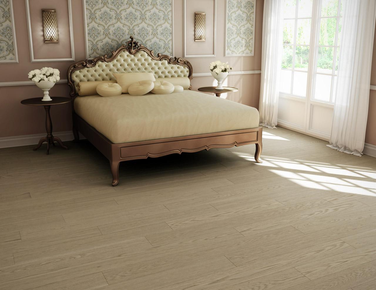 Classic luxurious bedroom