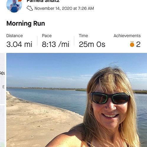 Buy 5K Participant Pam Schultz More Steps
