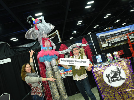 Trade Show Booth Space - What's New