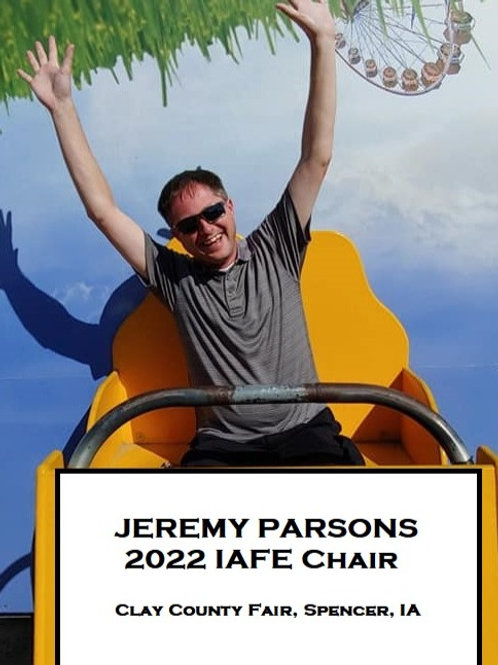 Jeremy Parsons Pie in the Face