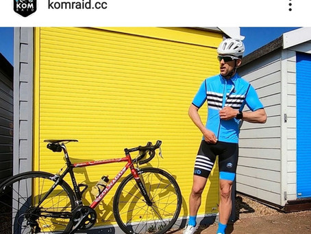 Komraid teases new 2020 summer kit prototypes