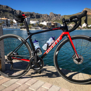 Living with the 2018 Giant TCR Advanced Pro 0 Disc