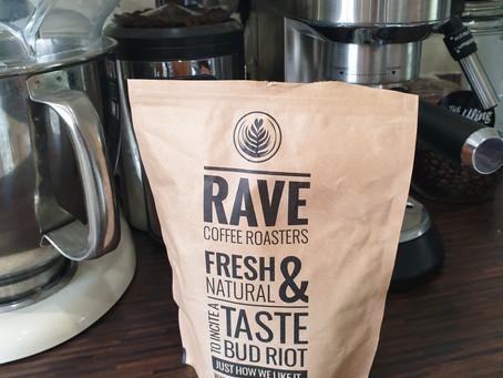 Rave Coffee Signature Blend