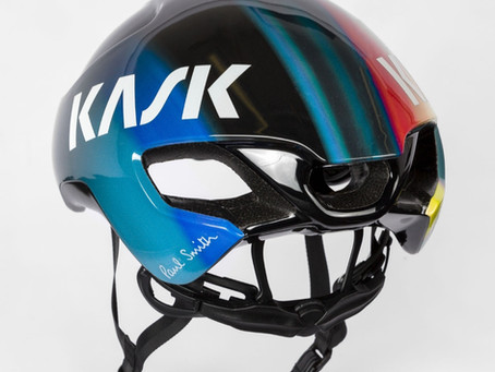 Paul Smith & Kask join forces to create cycling Utopia