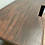 Thumbnail: Campbell Pedestal Black Desk and Chair