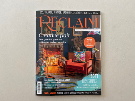 Reclaim Magazine gets insider tips from The Pheasant Plucker's Wife