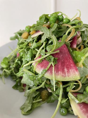 Spring Greens Salad.HEIC