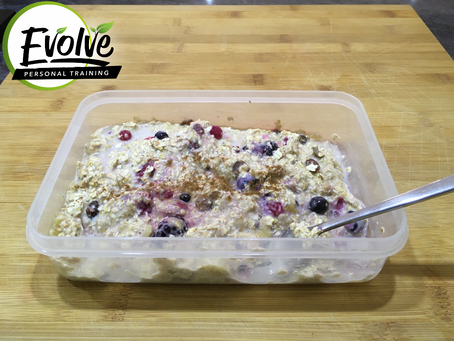 """On-The-Go"" Oats Recipe"