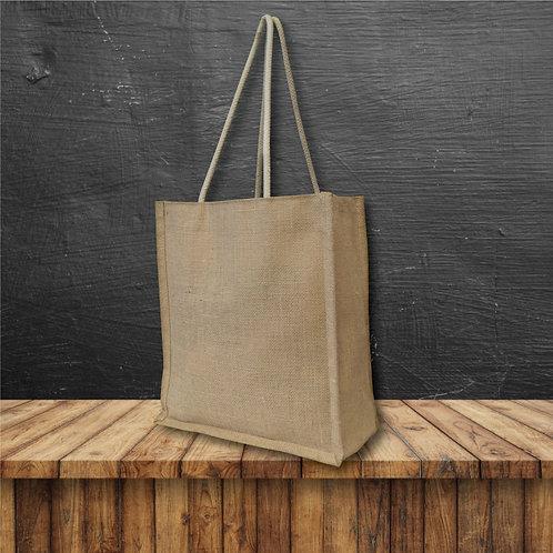 Set of 2 Totes Bags (Natural Jute)