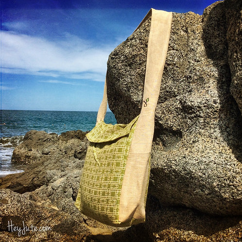 Sling Bags (Green Pipeline)