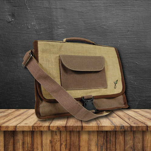 """J-Bag"" Laptop Messenger Bag"