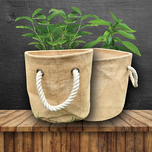 Planter, Utility Bin, Storage Basket