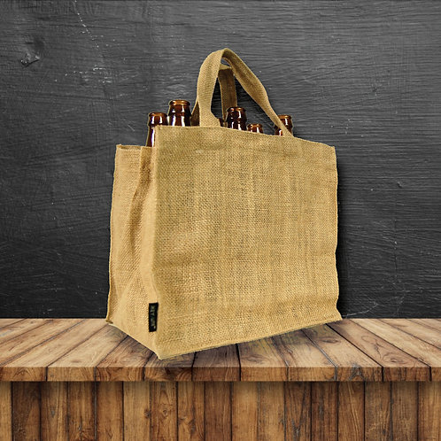 Pair of Craft Beer 6-Bottle Carrier