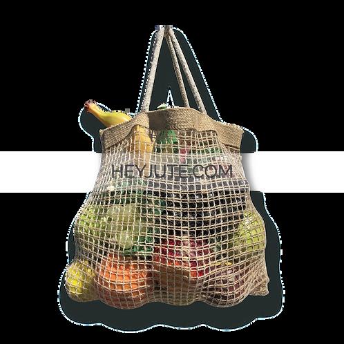 Produce Net Bags - Jute