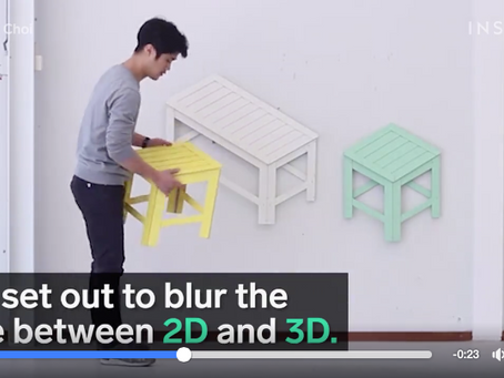 2D chairs