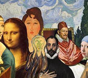 Vamos festejar o dia internacional dos Museus