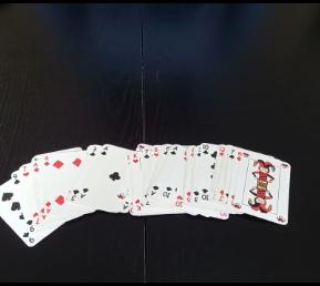 truque de magia