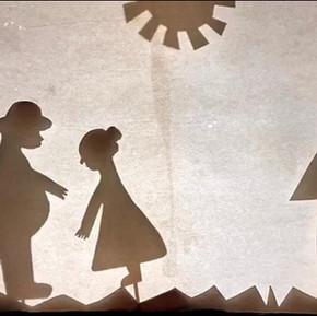 Aprende a fazer um teatro de sombras