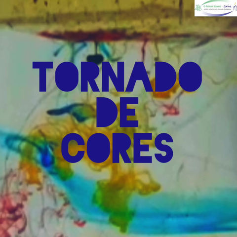 Tornado de cores