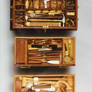 English Gentleman's Tool Chest