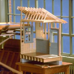 ac9  Architect's Classroom, home construction model