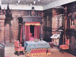 Gold Chest, originally made for Tom Warner's Tudor Room