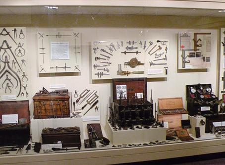 Antique Tool Exhibit