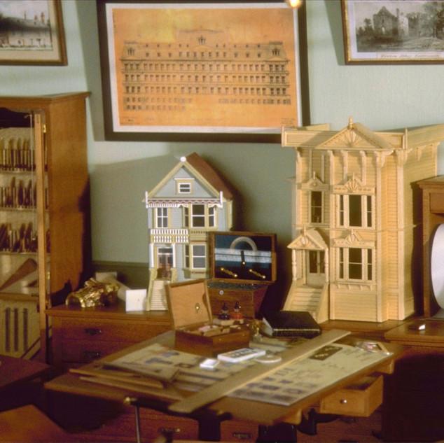 Architect's Classroom, models