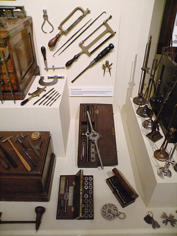 shop made tools