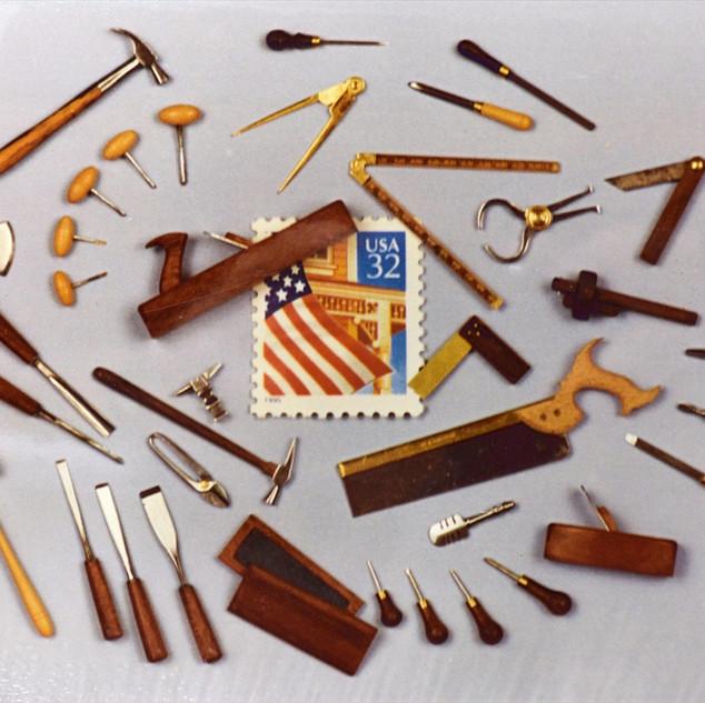 English Gentleman's Tools